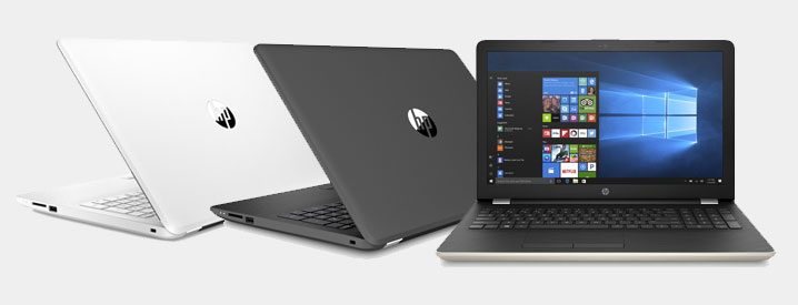 HP 15 Laptop with full HD display