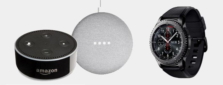 Free Google Mini or Amazon Dot