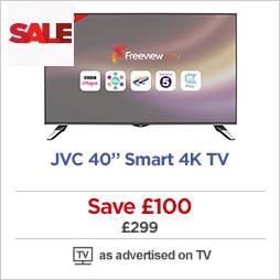 JVC TV
