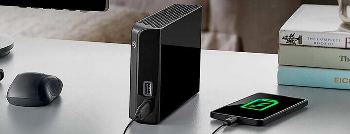 Seagate Backup Plus Hub 4TB Hard Drive