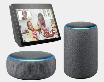 New Amazon Echo Range