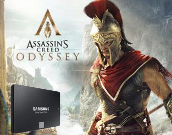 Samsung SSDs