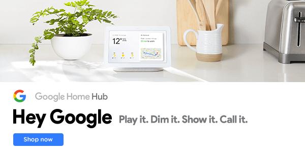 Google Home Hub pre-order