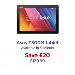 Asus Z300M tablet