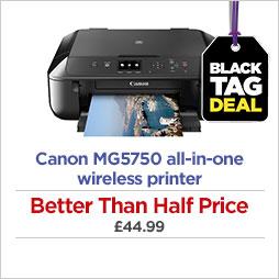 Canon all-in-one wireless inkjet printer