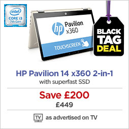 HP Pavilion 14 x360 2-in-1