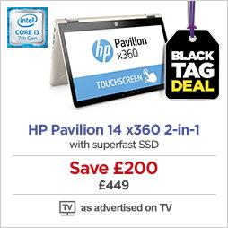 HP Pavilion 14 x360 2-in-1