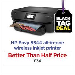 HP Envy 5544 all-in-one wireless inkjet printer