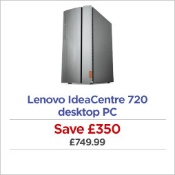 Lenovo IdeaCentre 720 desktop PC