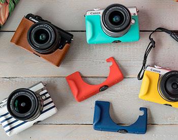 Canon EOS camera