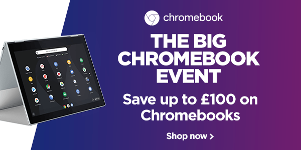 Chromebook event