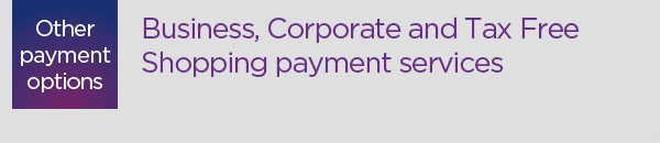 Online payment options for businesses
