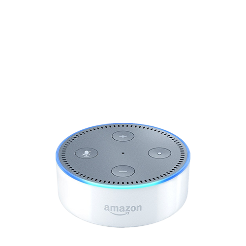 Amazon Echo in White