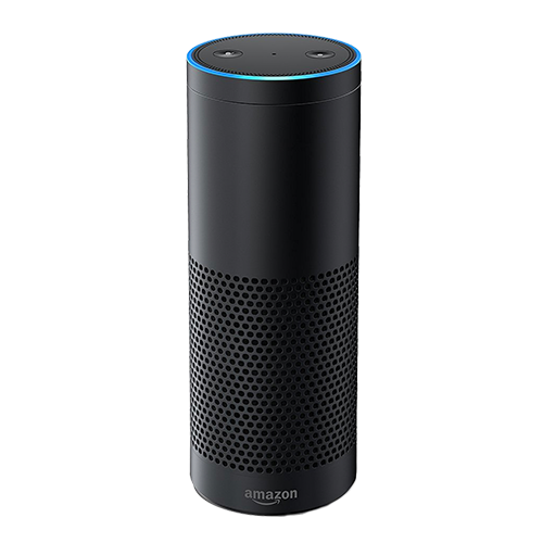Amazon Echo in Black