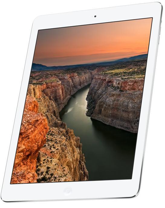 iPad Air 9.7inch retina display