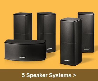 5 speaker system