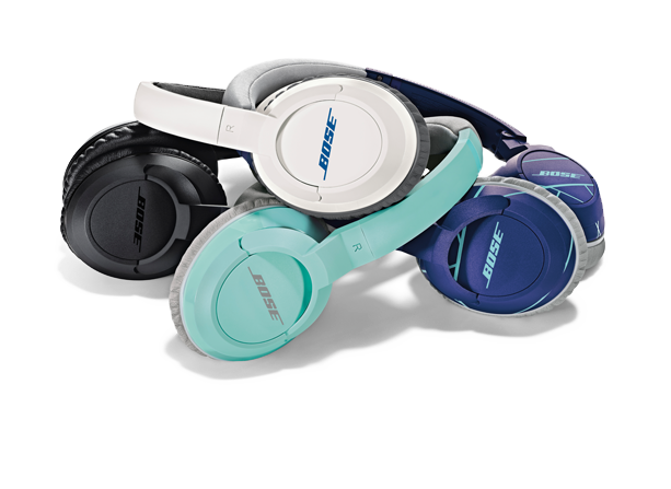 Bose SoundTrue On Ear headphones
