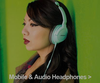 mobile and audio headphones