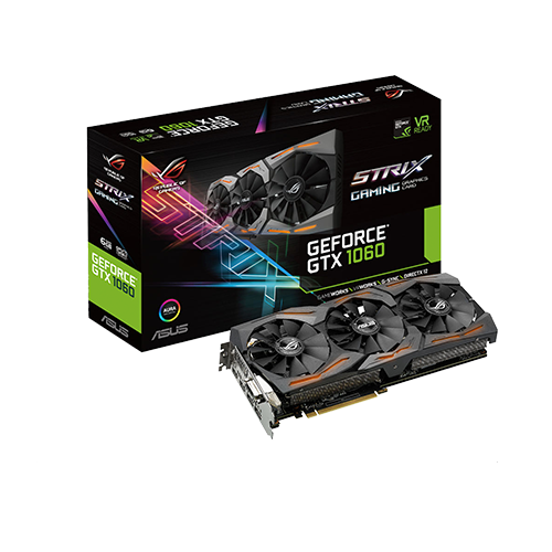 ASUS STRIX NVIDIA GeForce GTX 950