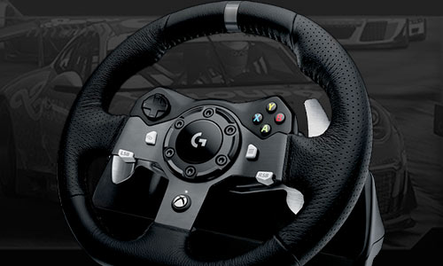 Logitech Driving Force G920 Racing Wheel