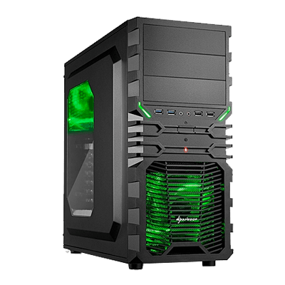 PC Specialist Vortex Minerva Gaming Desktop PC