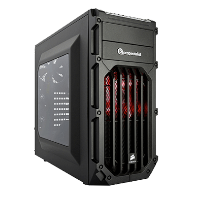 PC Specialist Vortex Inferno II Gaming Desktop PC