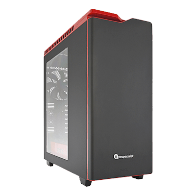 PC Specialist Vortex Goliath II Gaming Desktop PC