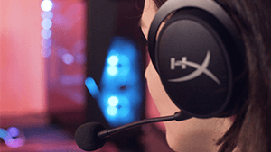 Game and go with the HyperX Cloud MIX headset