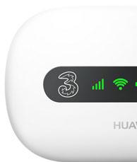 Wireless mobile broadband (MiFi)