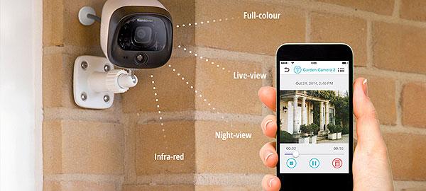 Panasonic Outdoor Camera