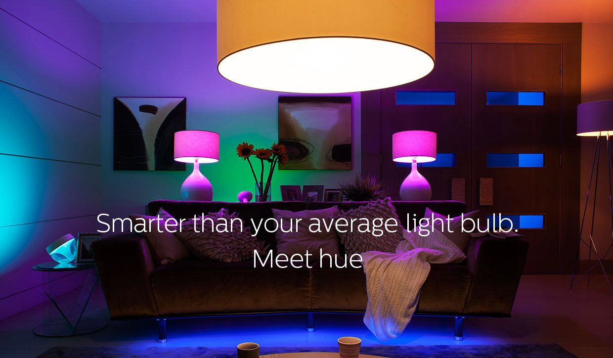 Philips Hue Ecosystem Pc World