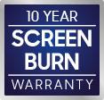 10 Year Screen Burn