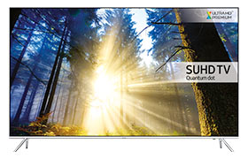 Samsung KS7000 eligible for 10 year screen burn warranty