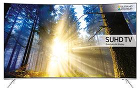 Samsung KS7500 eligible for 10 year screen burn warranty