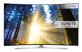 Samsung KS9500 eligible for 10 year screen burn warranty